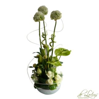 Afbeelding van Bloemstuk Allium